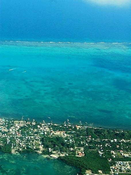 Caribbean Vacations - Caye Caulker - Belize Barrier Reef - SabreWing Travel