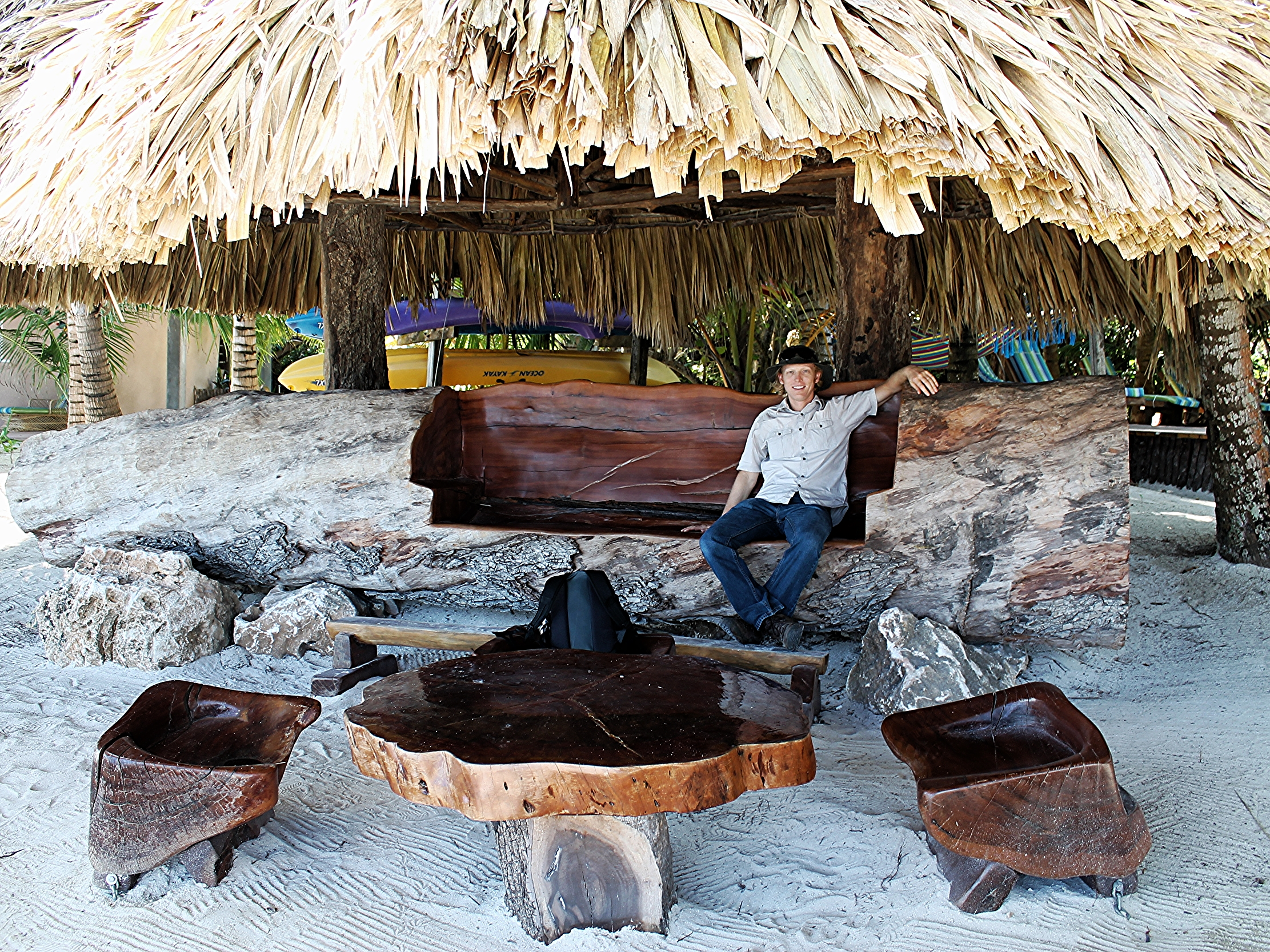 David Berg - Belize Travel Expert - Belize Travel Agent - All Inclusive Vacation Packages - SabreWing Travel