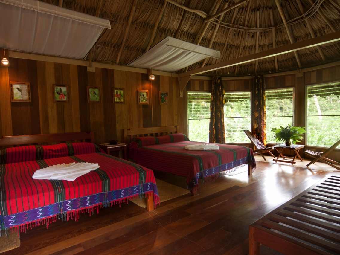 Pook's Hill Lodge, Belize Jungle Lodges, Cayo District, All Inclusive Vacation Packages to Belize - SabreWing Travel