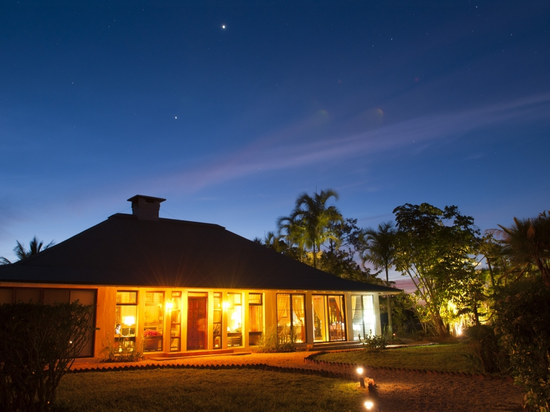 Hidden Valley Inn - Belize Jungle Lodges -Cayo District - All Inclusive Vacation Packages to Belize - SabreWing Travel
