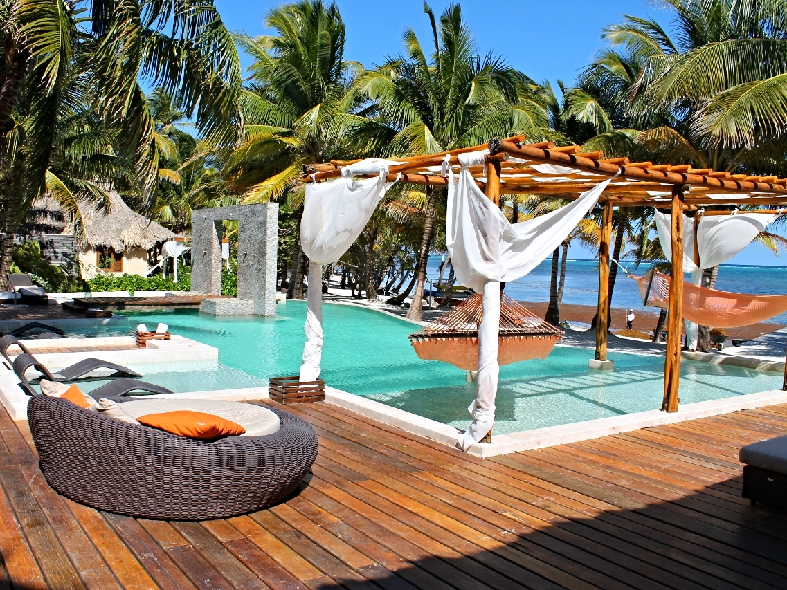 El Secreto - Belize Beach Resorts - Beach Luxury - All inclusive Vacation Packages - SabreWing Travel - Ambergris Caye