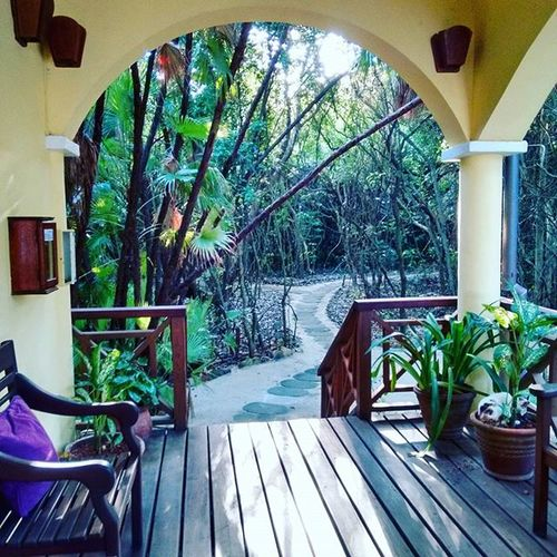 HAMANASI, WHERE guests get the best of both worlds at one resort – jungle and sea!