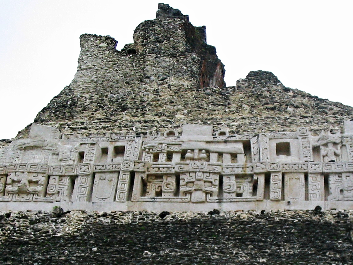 Maya Friese - Xunantunich Maya Site - Belize Vacation Packages - Cayo District Adventures - SabreWing Travel