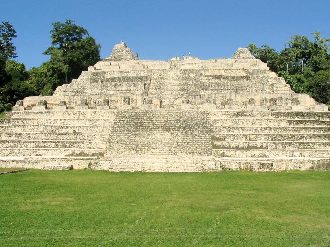 Ka'ana Temple - Caracol Maya Site - Belize Vacation Packages - Cayo District Adventures - SabreWing Travel
