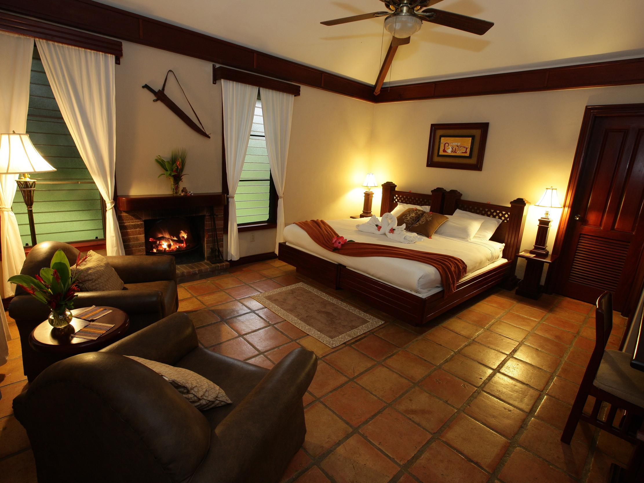 Estate rooms at Hidden Valley Inn