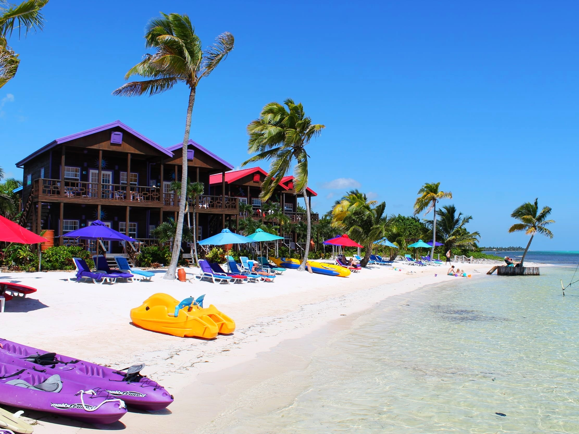 X'tan Ha Beach Resort, Ambergris Caye, Belize