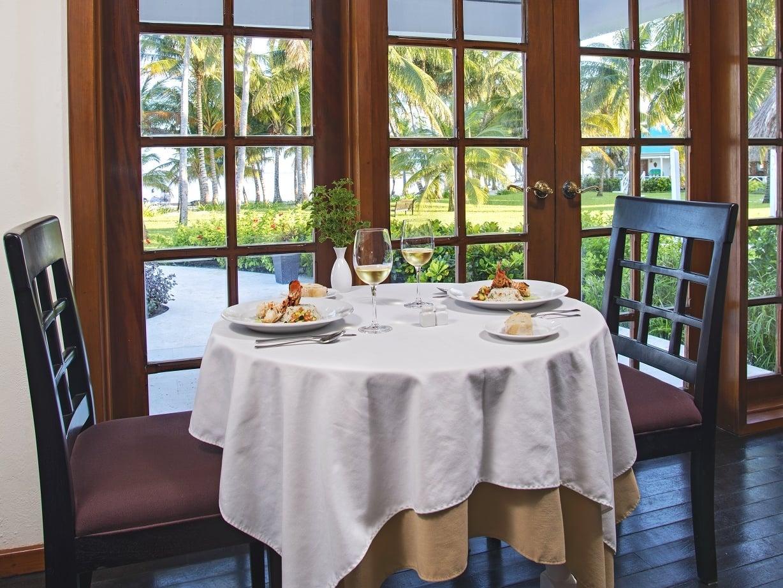The Victoria House's Palmilla Restaurant