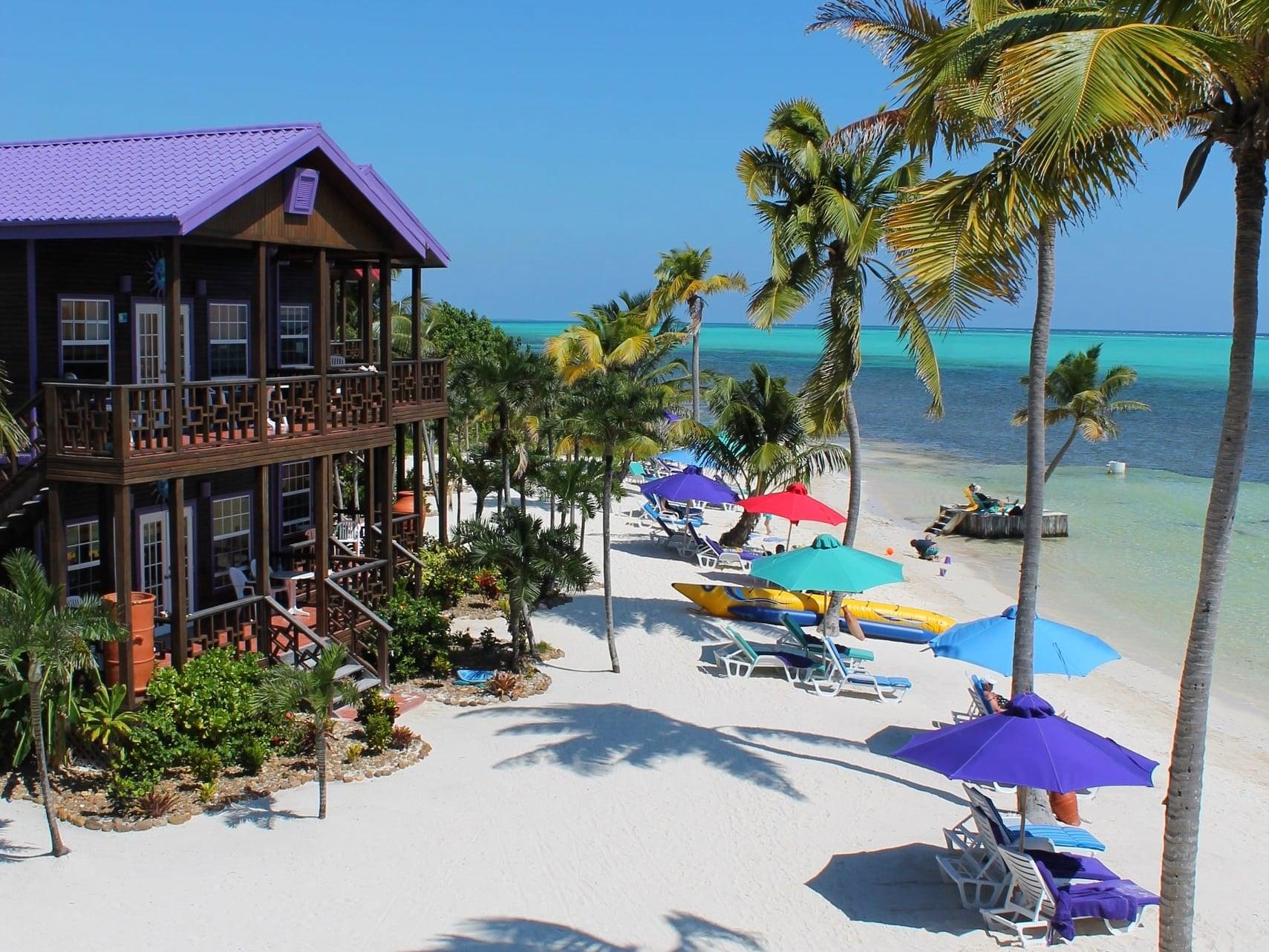 X'tan Ha Beach Resort, Ambergris Caye, Belize