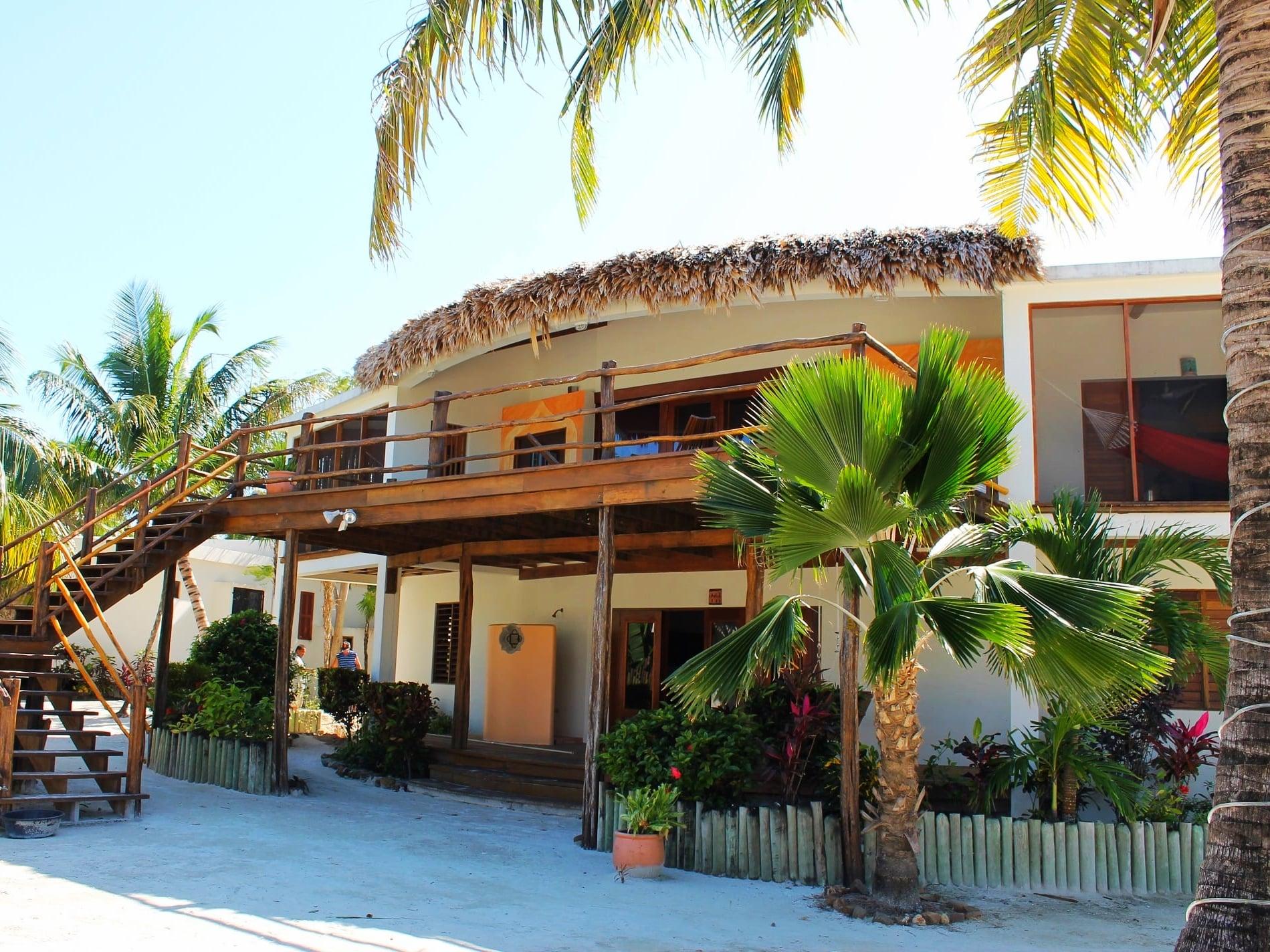 La Perla Del Caribe Vacation Villas, Ambergris Caye, Belize