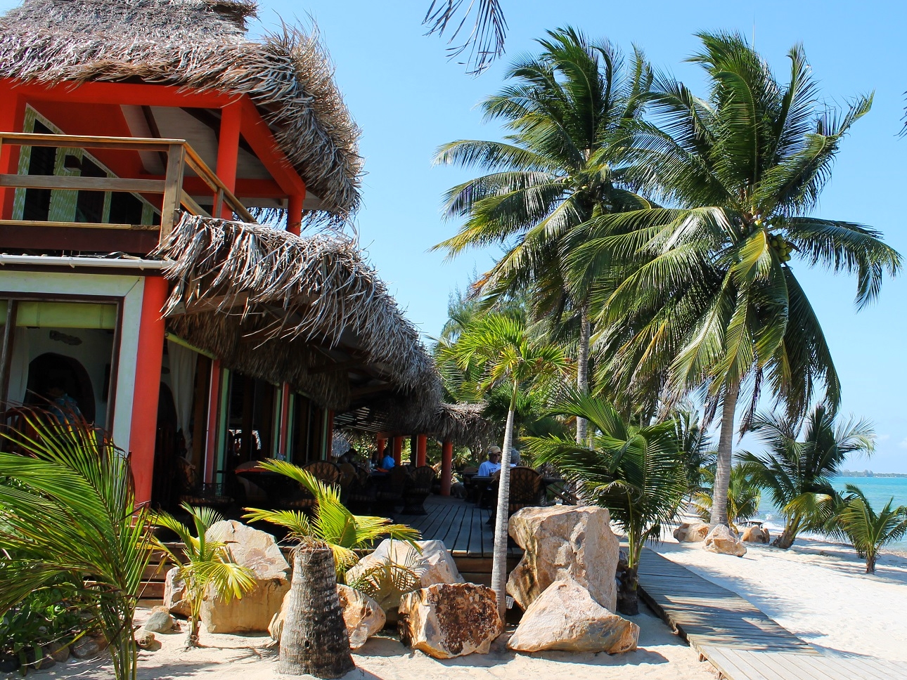 Robert's Grove Resort, Placencia, Belize