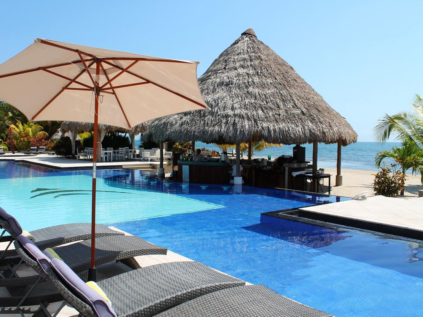 The Belize ocean Club, Maya Beach, Placencia, Belize