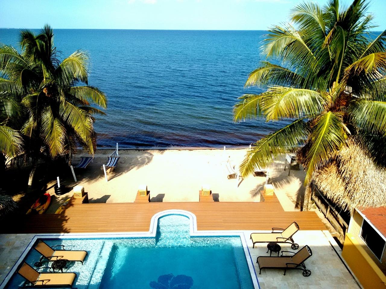 Villa Margarita, Hopkins Beach, Belize