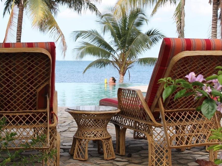 Almond Beach, Hopkins, Belize
