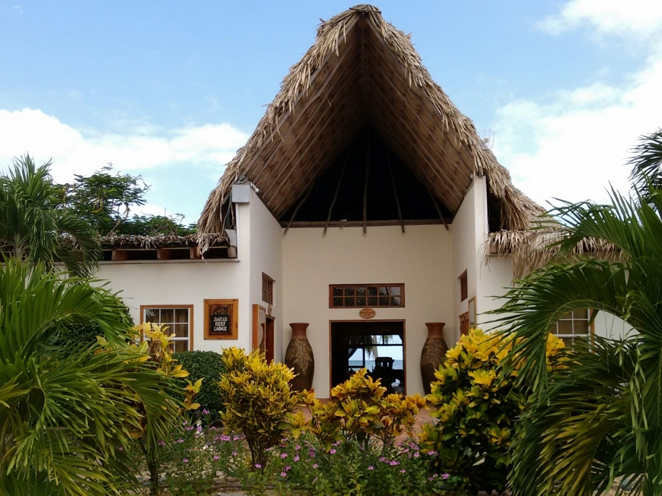 Jaguar Reef Lodge, Hopkins Beach, Belize