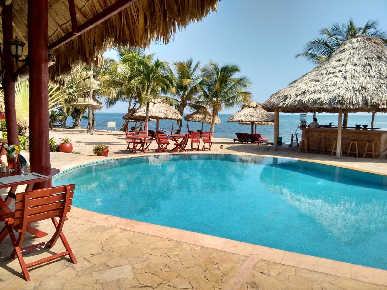 Belizean Dreams Resort, Hopkins Beach, Belize