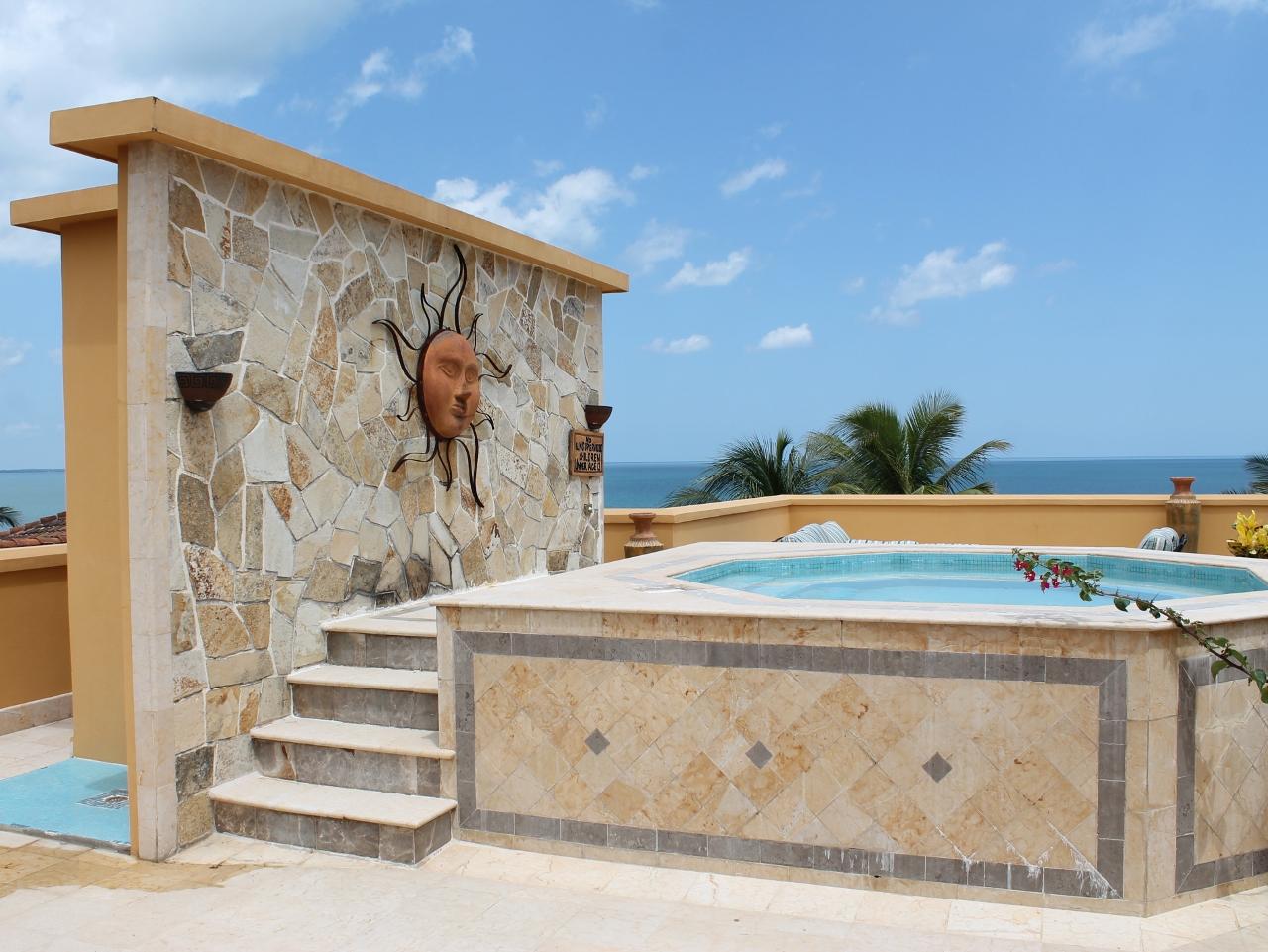 Villa Verano, Hopkins Beach, Belize
