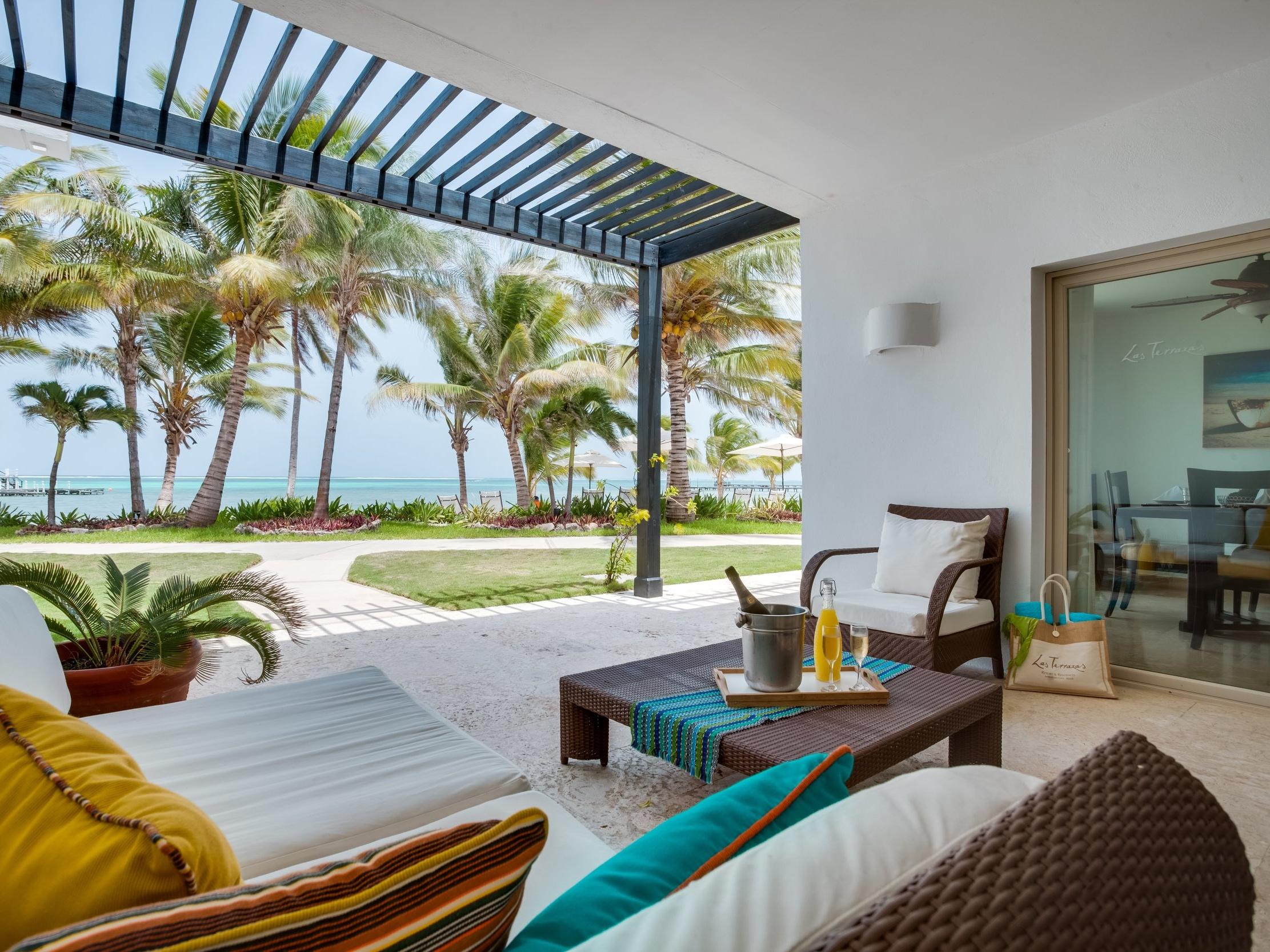 Ocean Front Sea House at Las Terrazas Resort