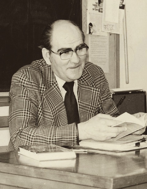 Wendell B. Anderson (Rev. A.) was president of CBC from 1956 to 1990.