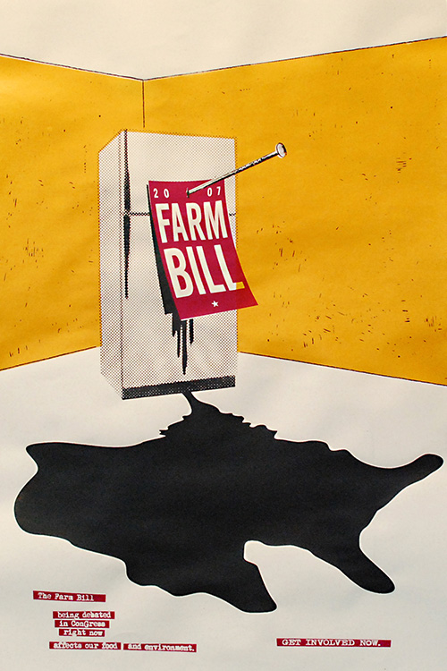 Farm Bill Awareness Poster