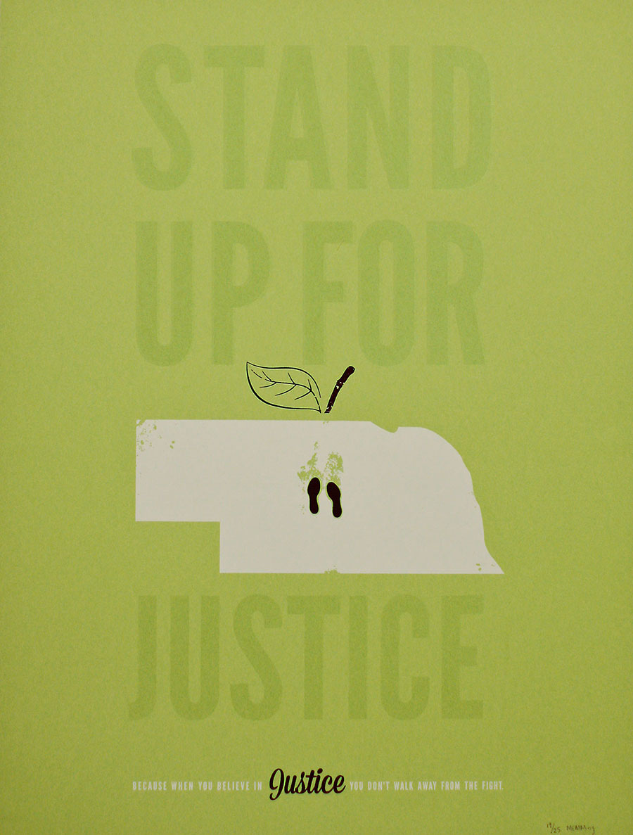 Stand Up For Justice: Jeremie Memming