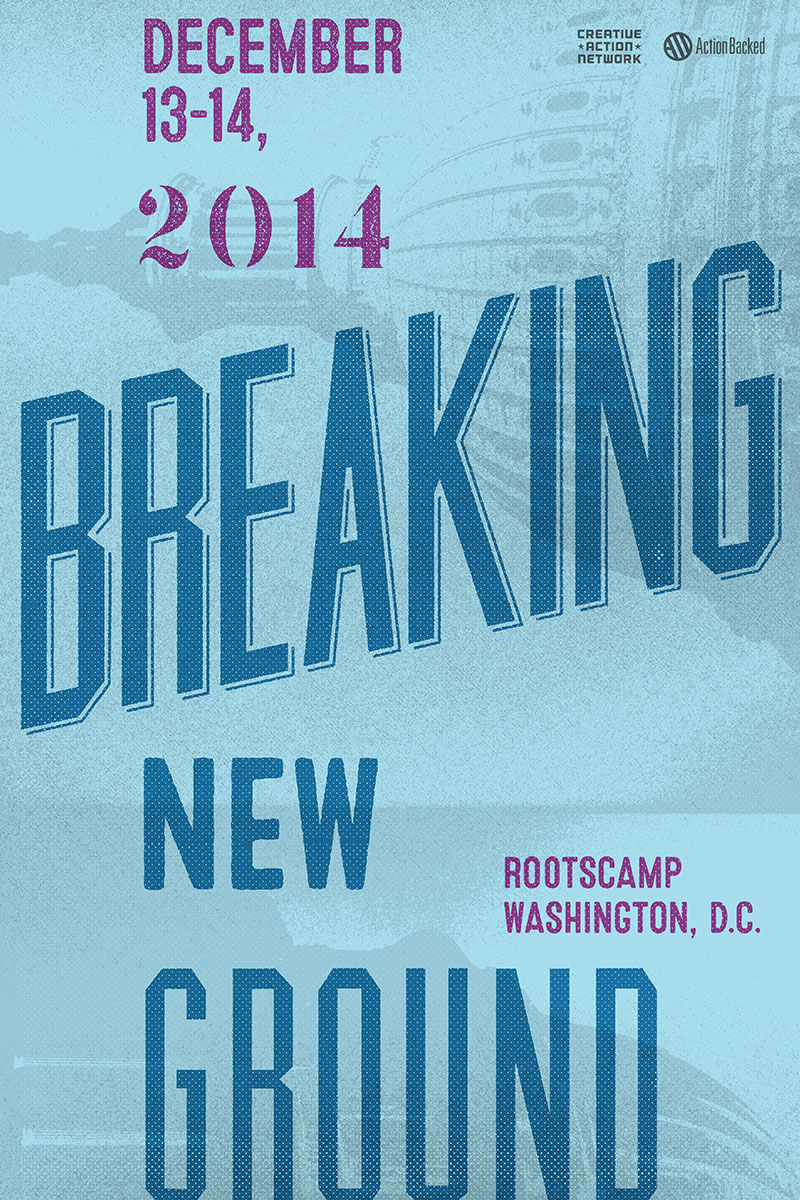 Rootscamp 2014: New Blue