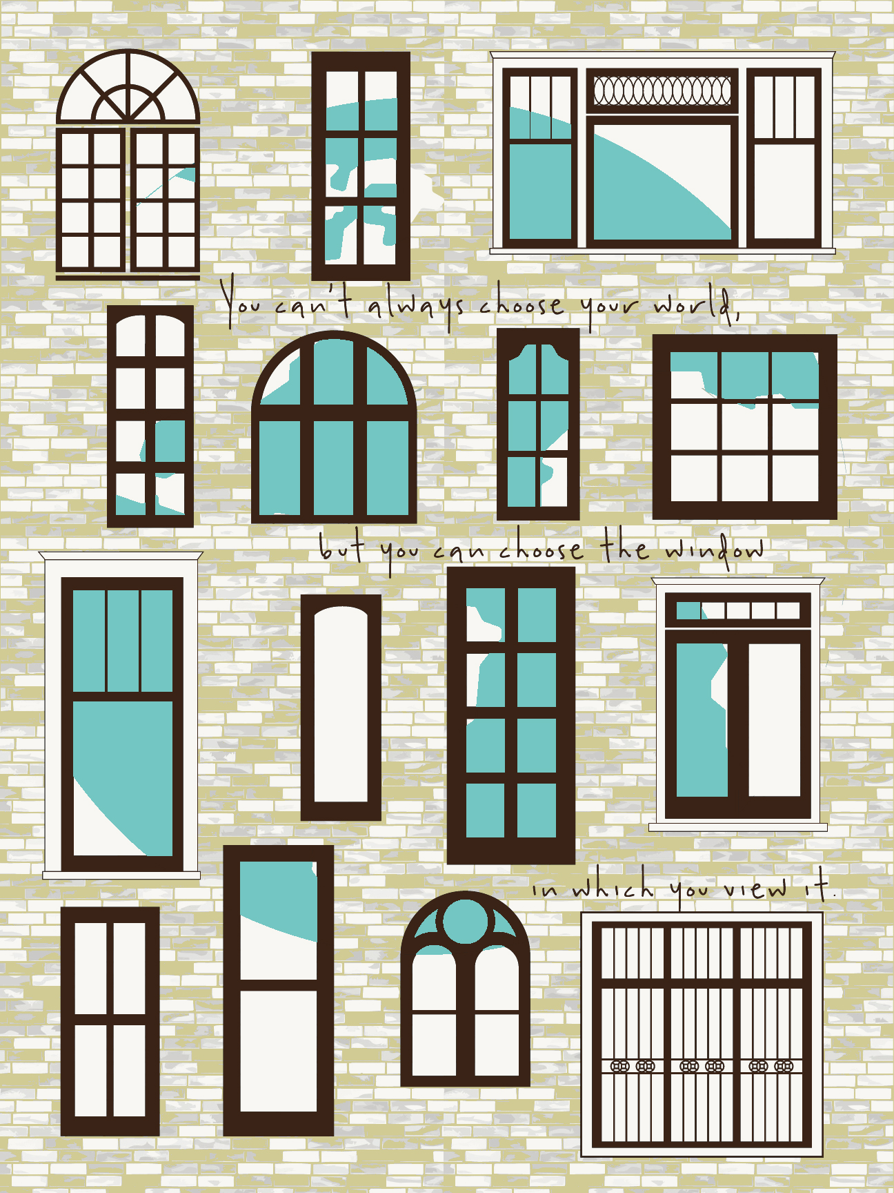 The Window: Amy Markham