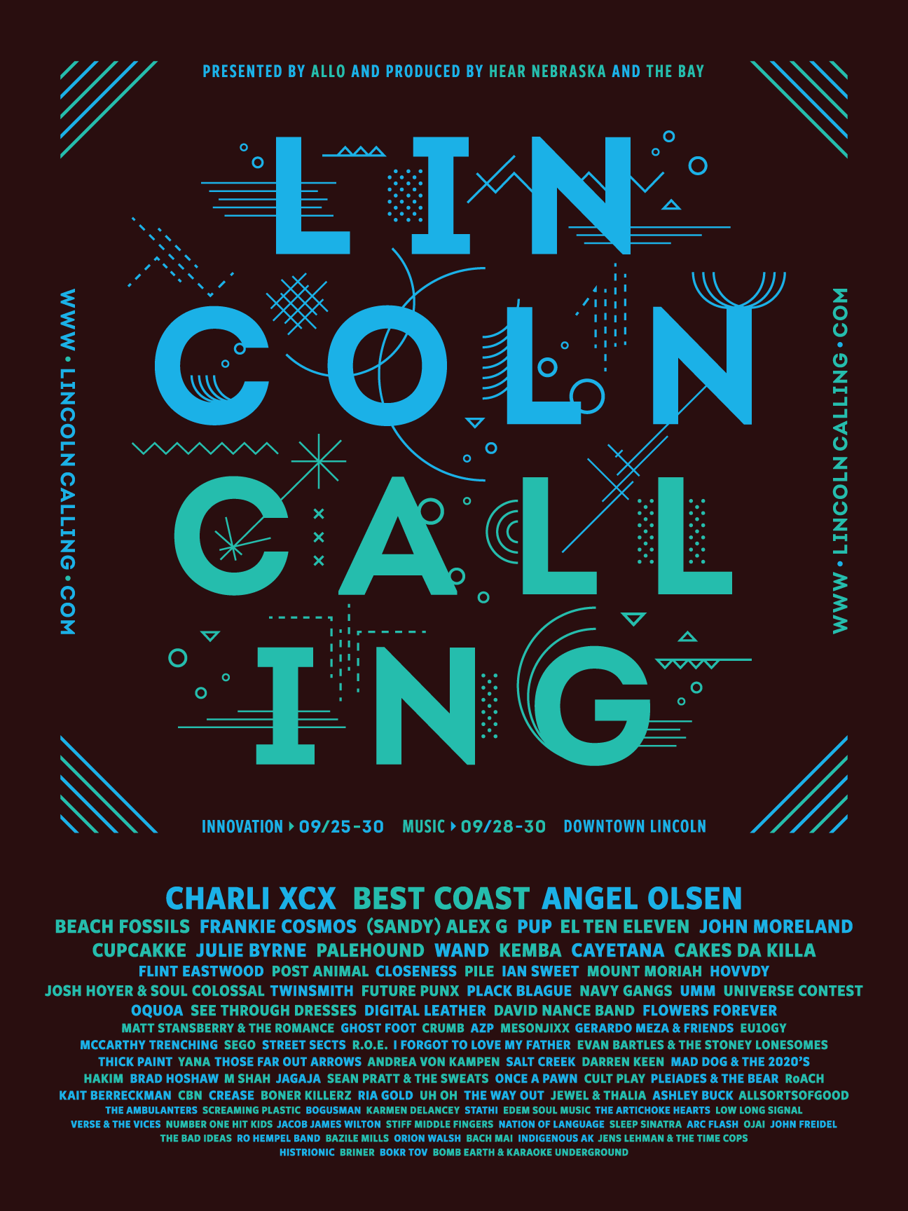 This Is Lincoln Calling: 2017