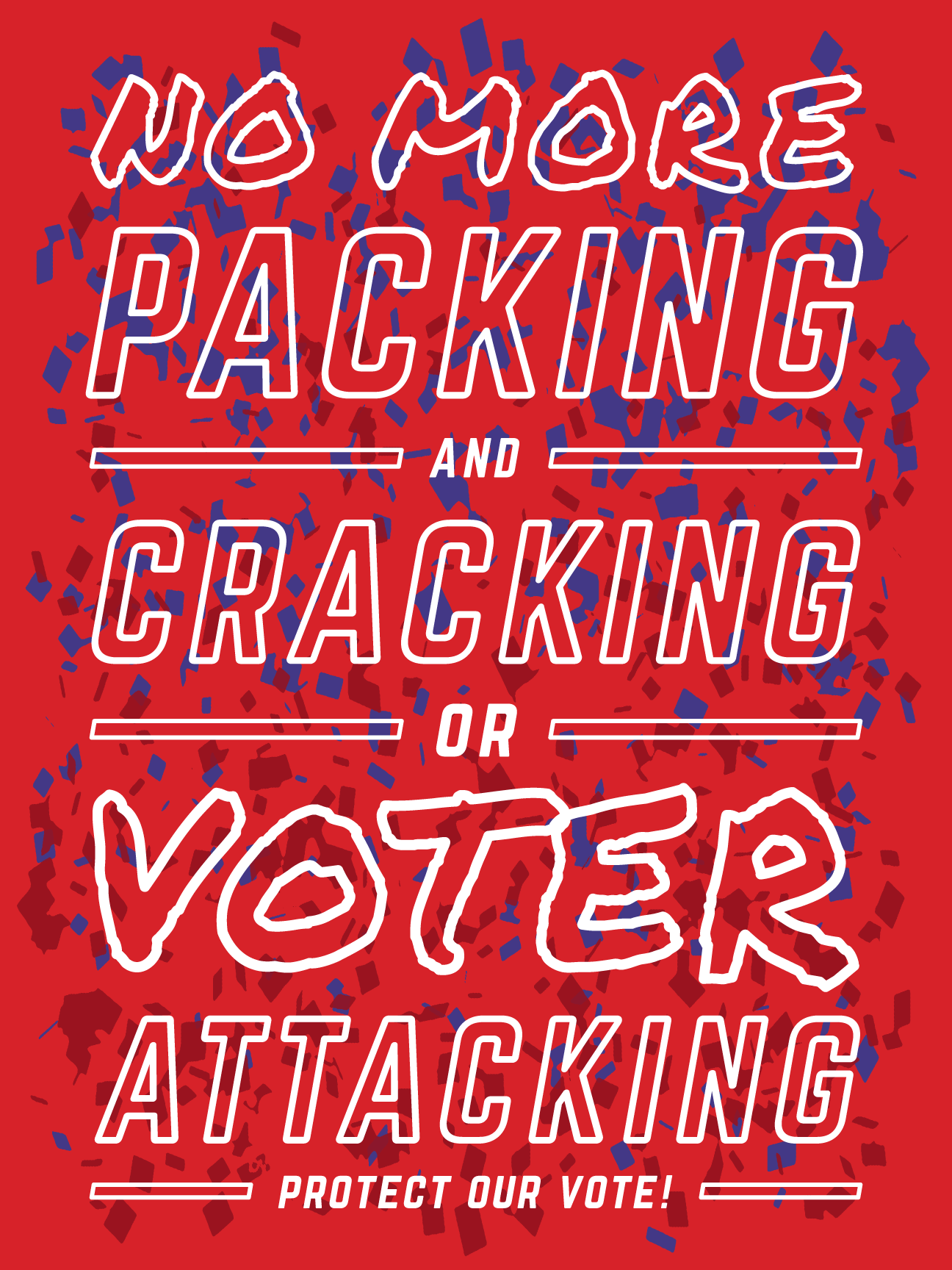 Packing & Cracking by Justin Kemerling