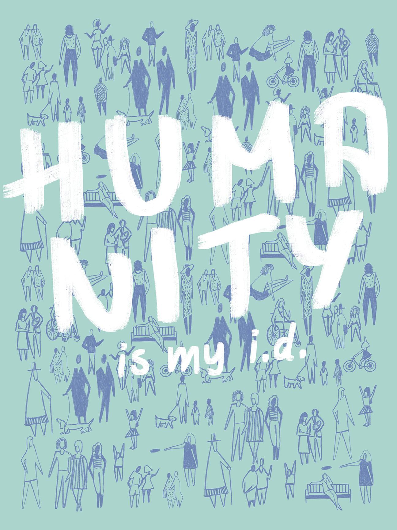 HUMANITY by Kelsey Scofield