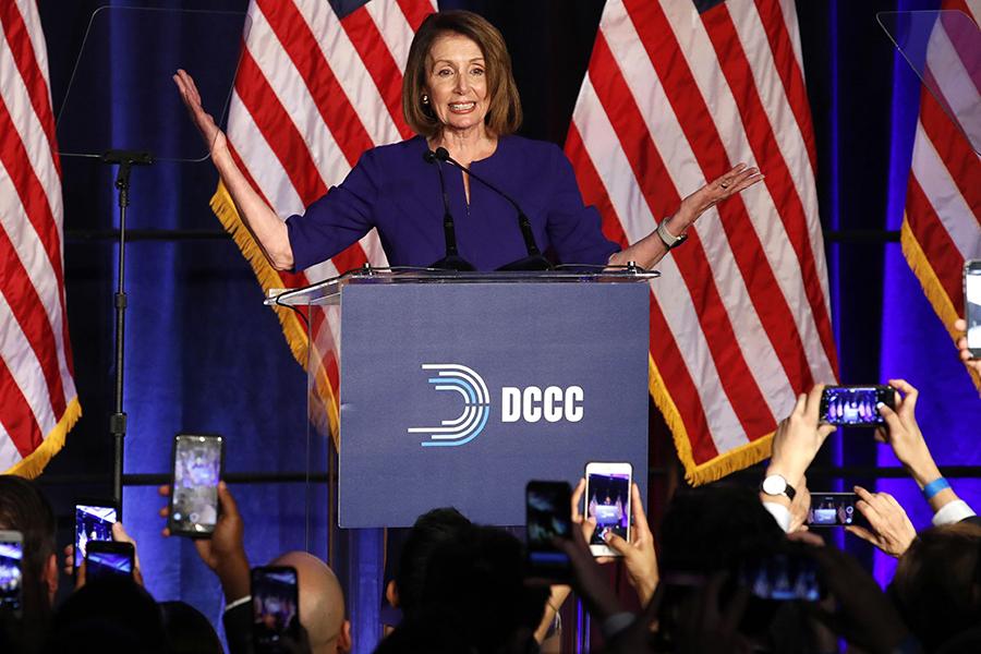 Nancy Pelosi FTW!
