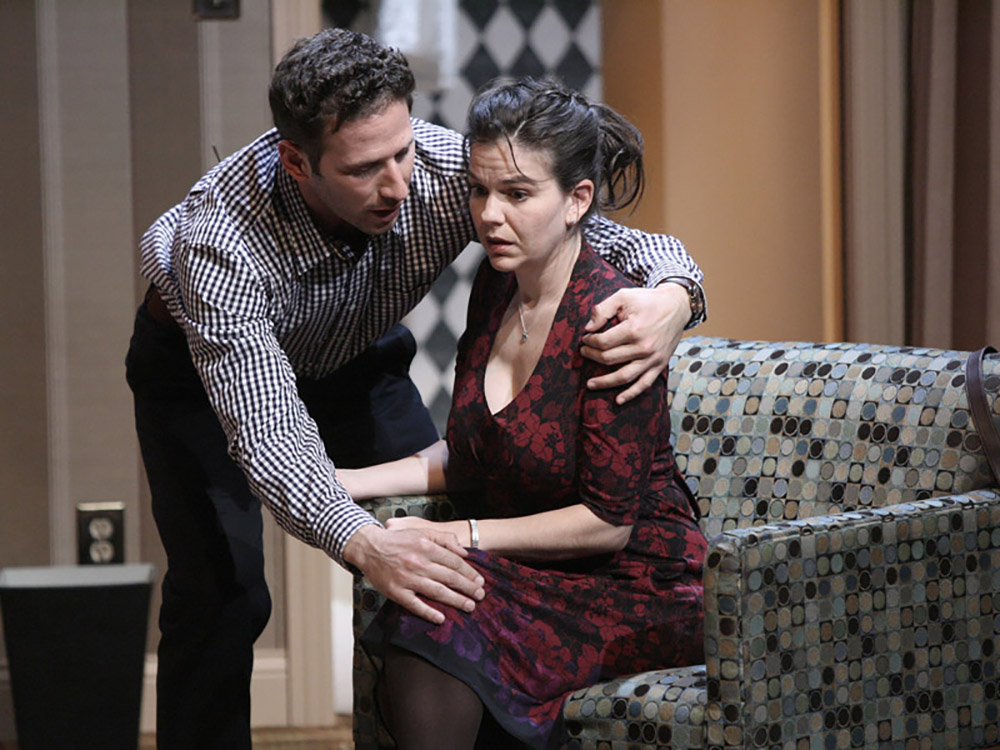 Some Girl(s), written & directed by Neil LaBute at The Audrey Skirball Theater at the Geffen Playhouse