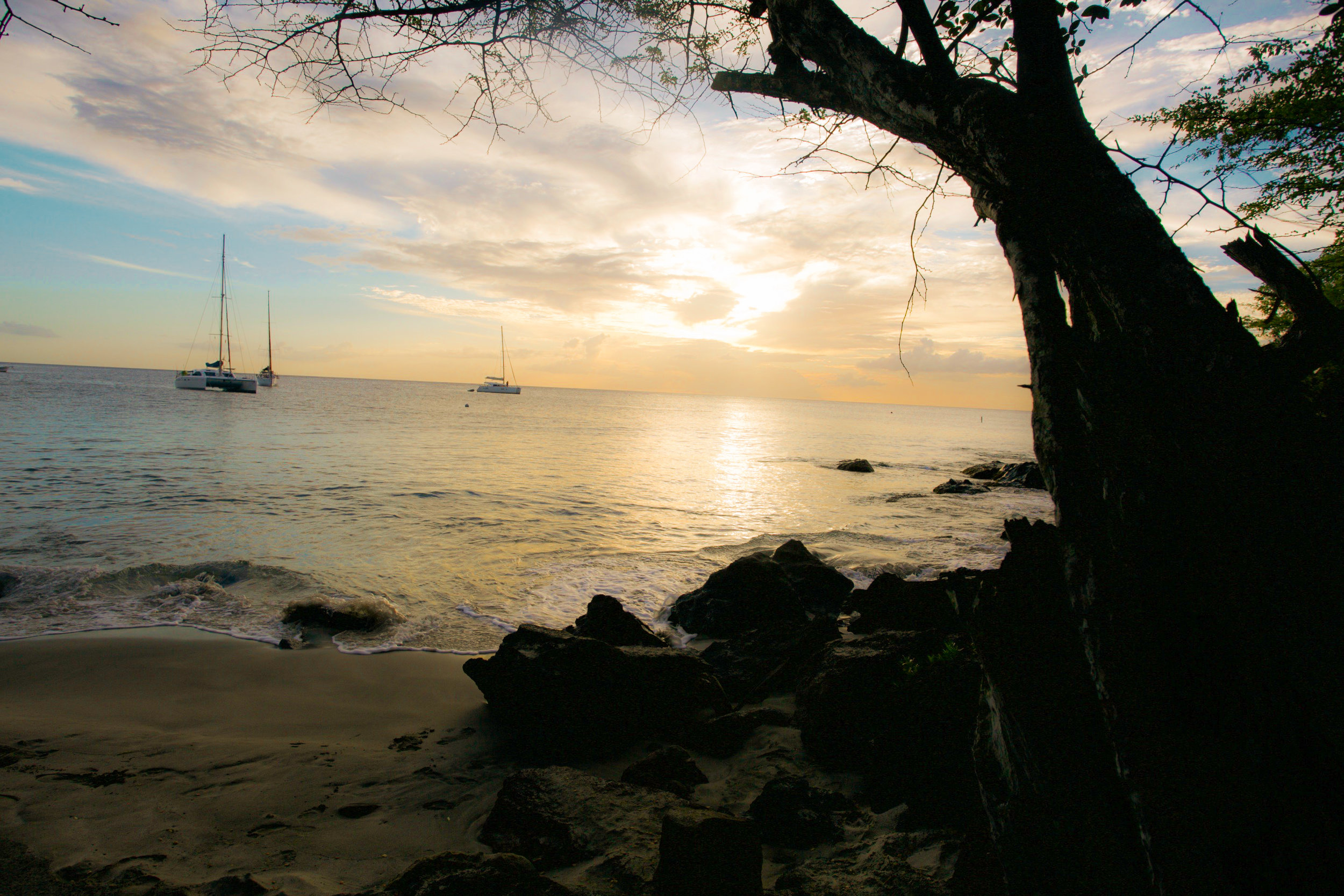 Anse Cochon Beach Photography Courtesy of The Aisle Photography