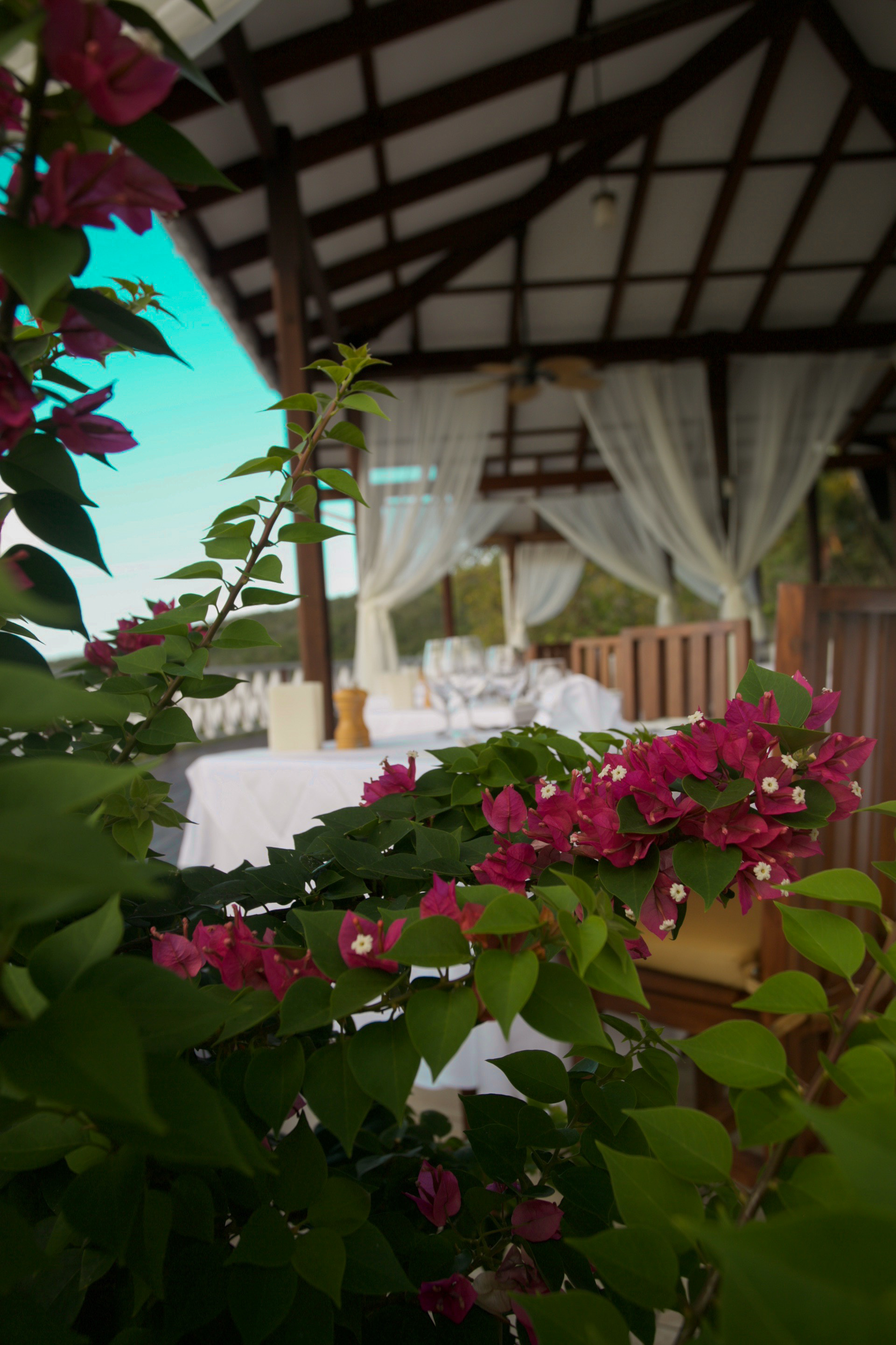 Kai Manje Restaurant  is it that obvious we REALLY miss this dining in this beautiful place! Photography Courtesy of The Aisle Photography