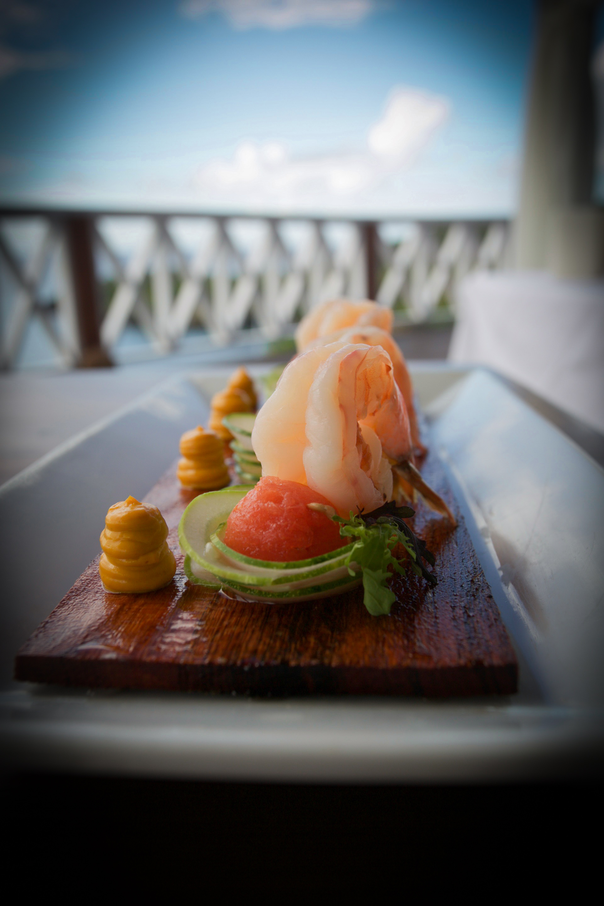 Is your mouth watering yet?  Kai Manje Restaurant  Photography Courtesy of The Aisle Photography