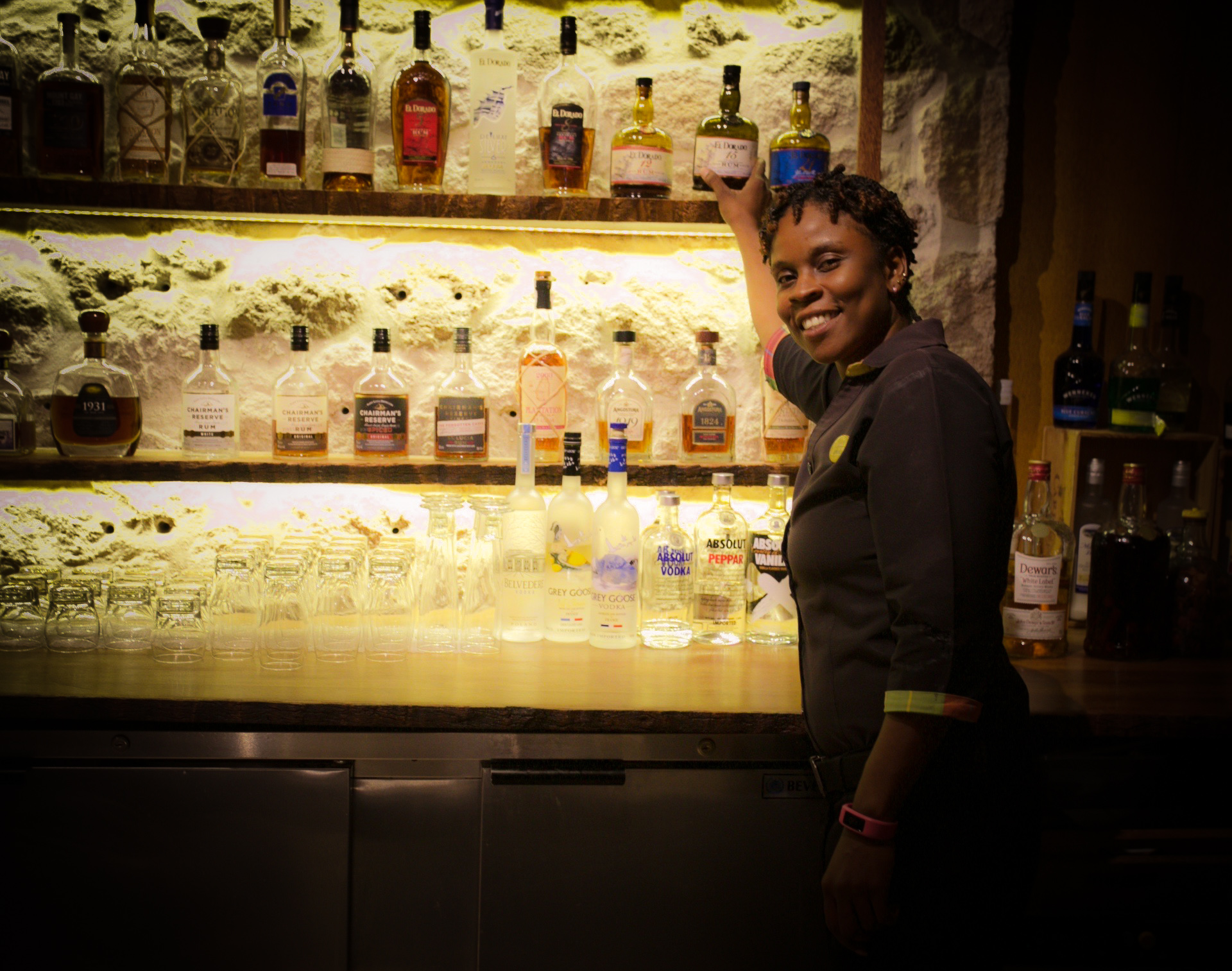 Very important reason to come to the carribean, DRINKS and you must celebrate every moment (and I mean every moment) with a luscious Caribbean inspired drink. Jessica is a master of all perfect mixes within a glass at Ti Kaye Resort please pay her many visits during your stay and you will not be disappointed! Also she provides a very fun and informative rum and chocolate tasting presentation a must do. Believe me you know nothing about rums until you sign up for this and you will leave informed and feeling very HAPPY:) Photography Courtesy of The Aisle Photography