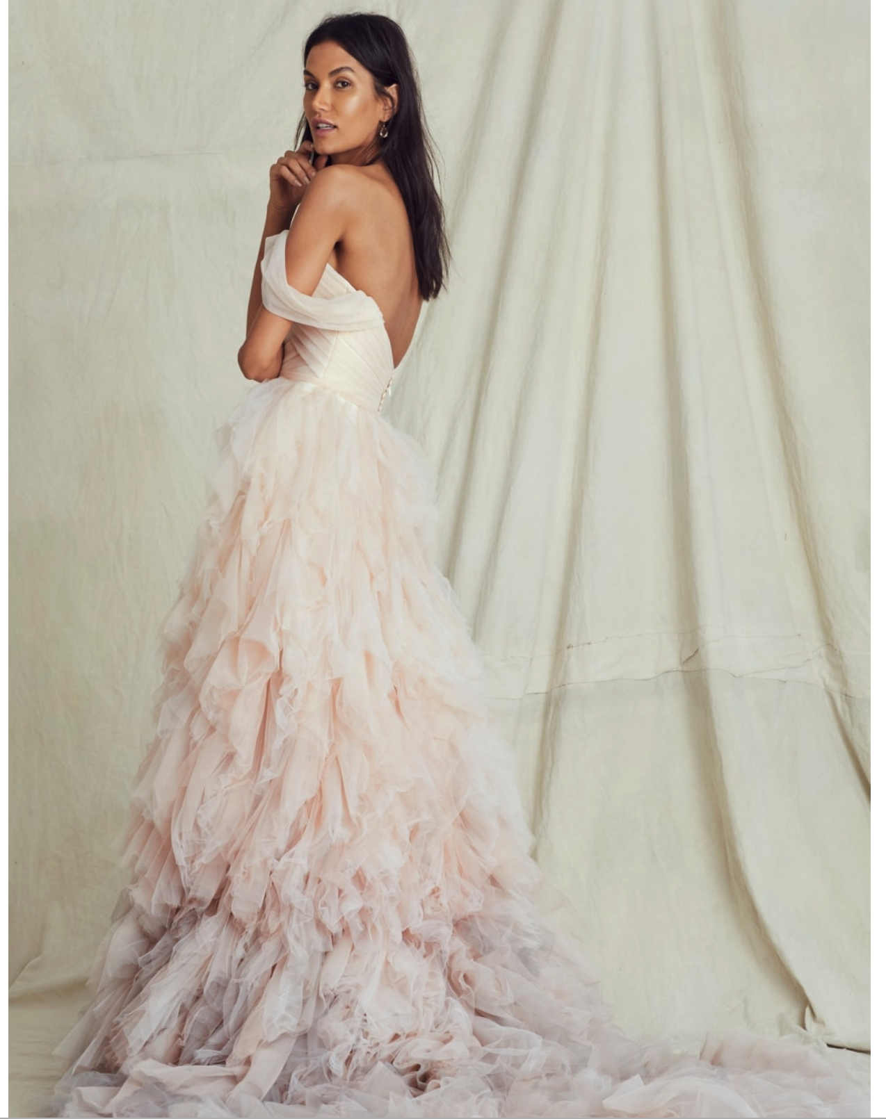 Uma by Kelly Faetanini Carousel Fall 2019 Collection available at FBM Bridal Image Courtesy KellyFaetanini.com