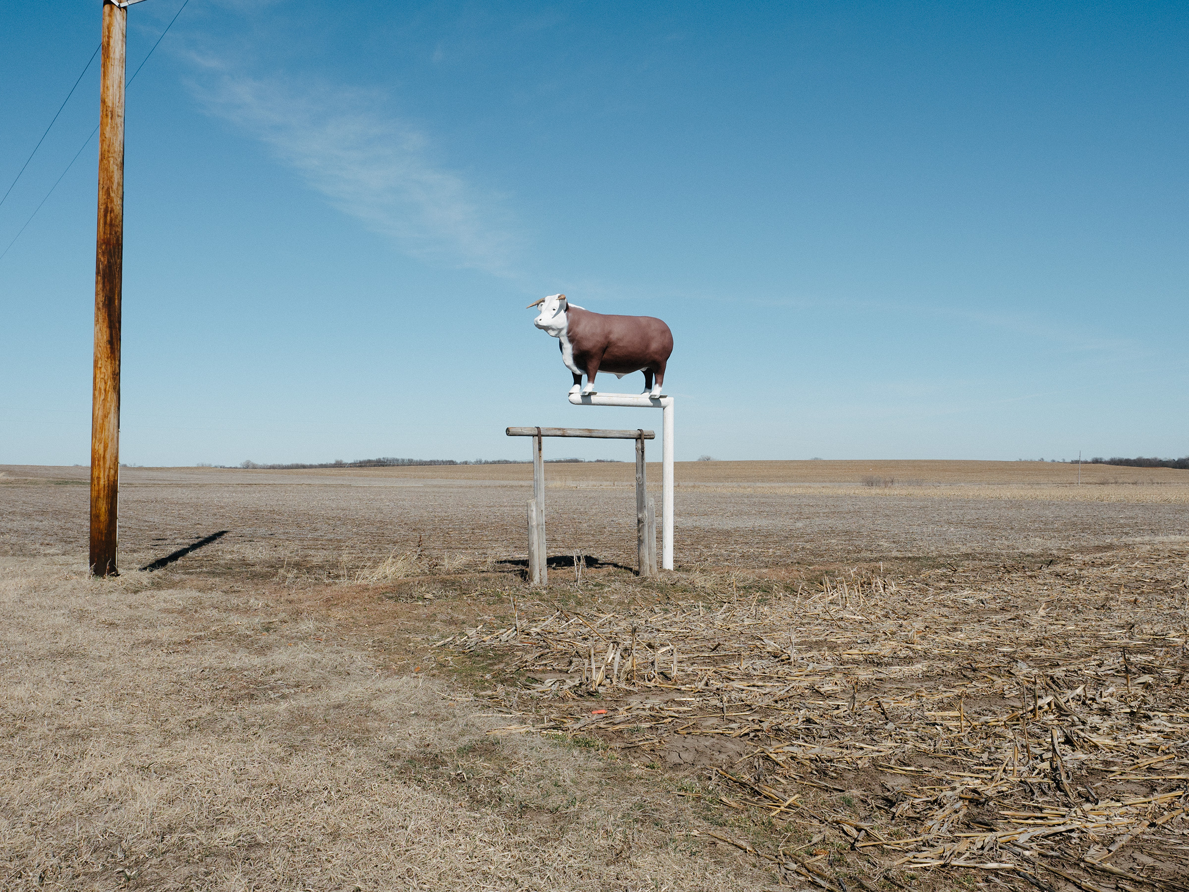 near Marysville, Kansas
