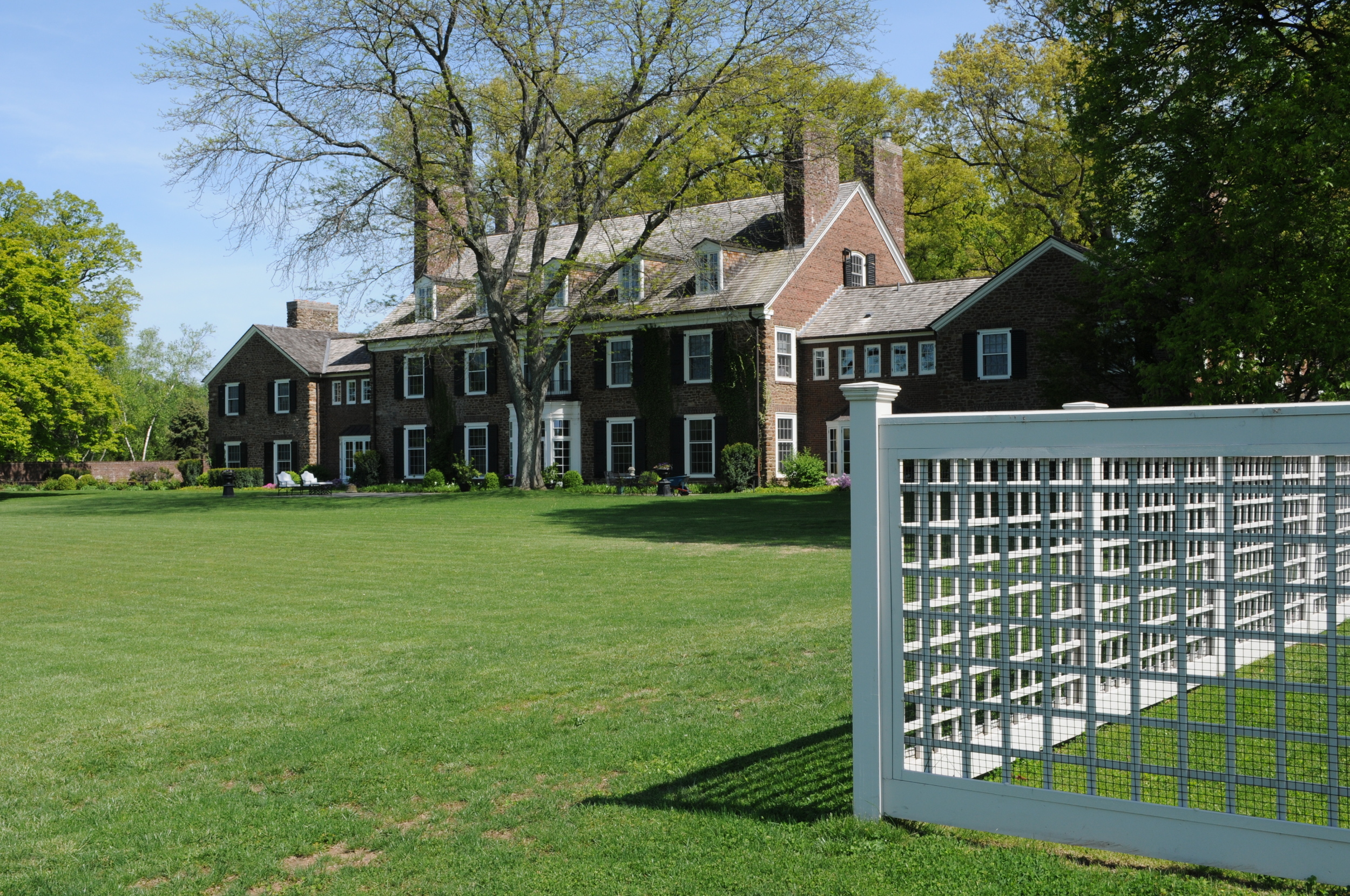 Redgate, Seth Thomas estate, New Vernon, New Jersey