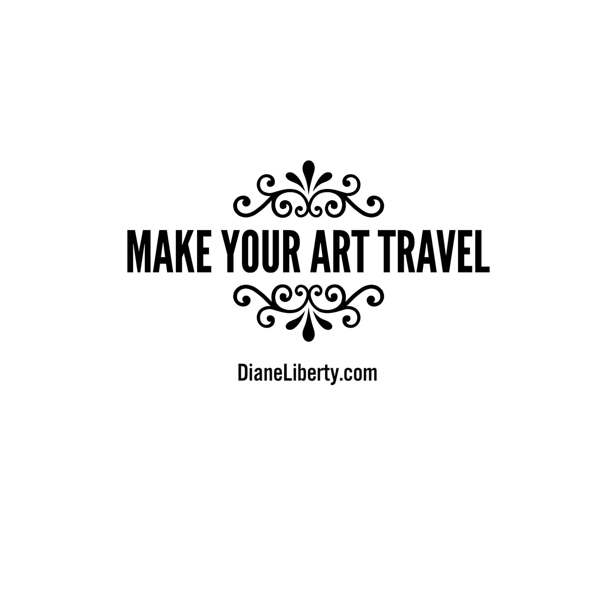 Make Your Art Travel