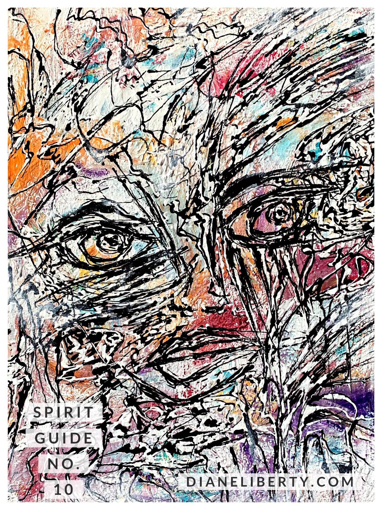 ARTWORK BY DIANE LIBERTY