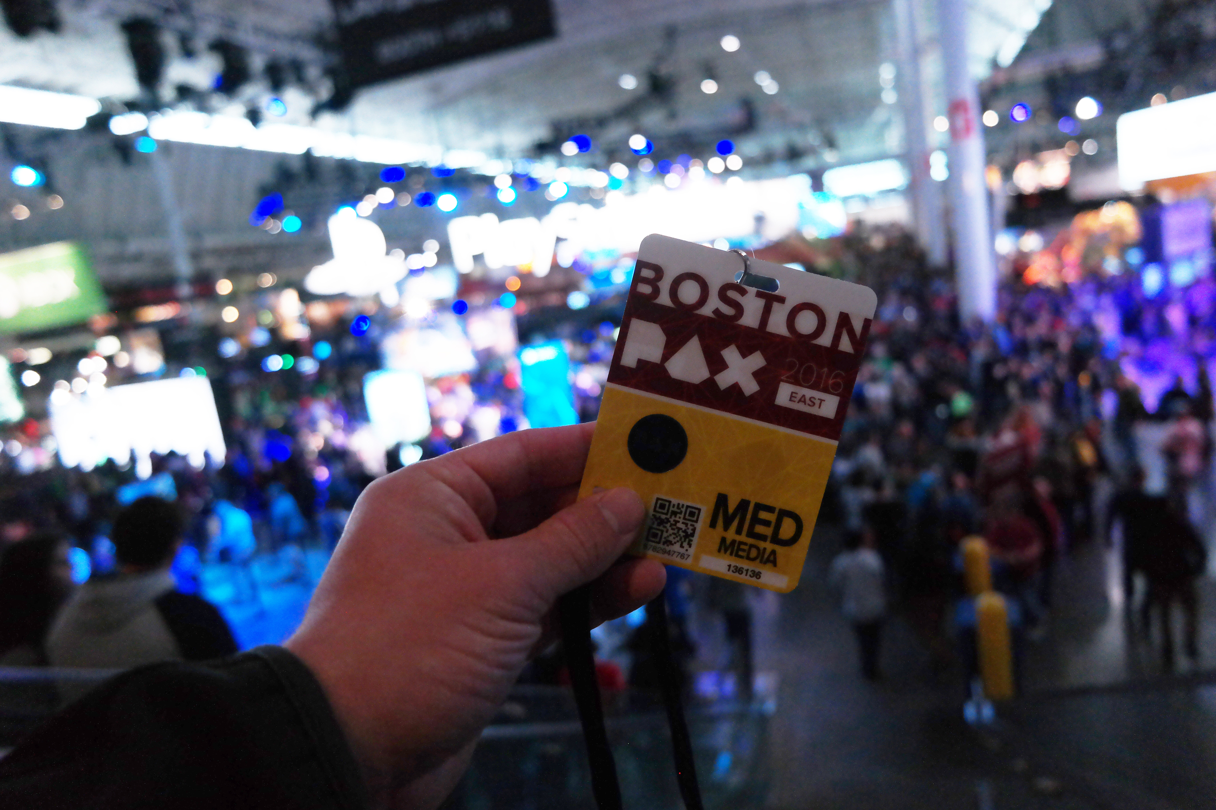 PAX East Media Badge 2016.JPG