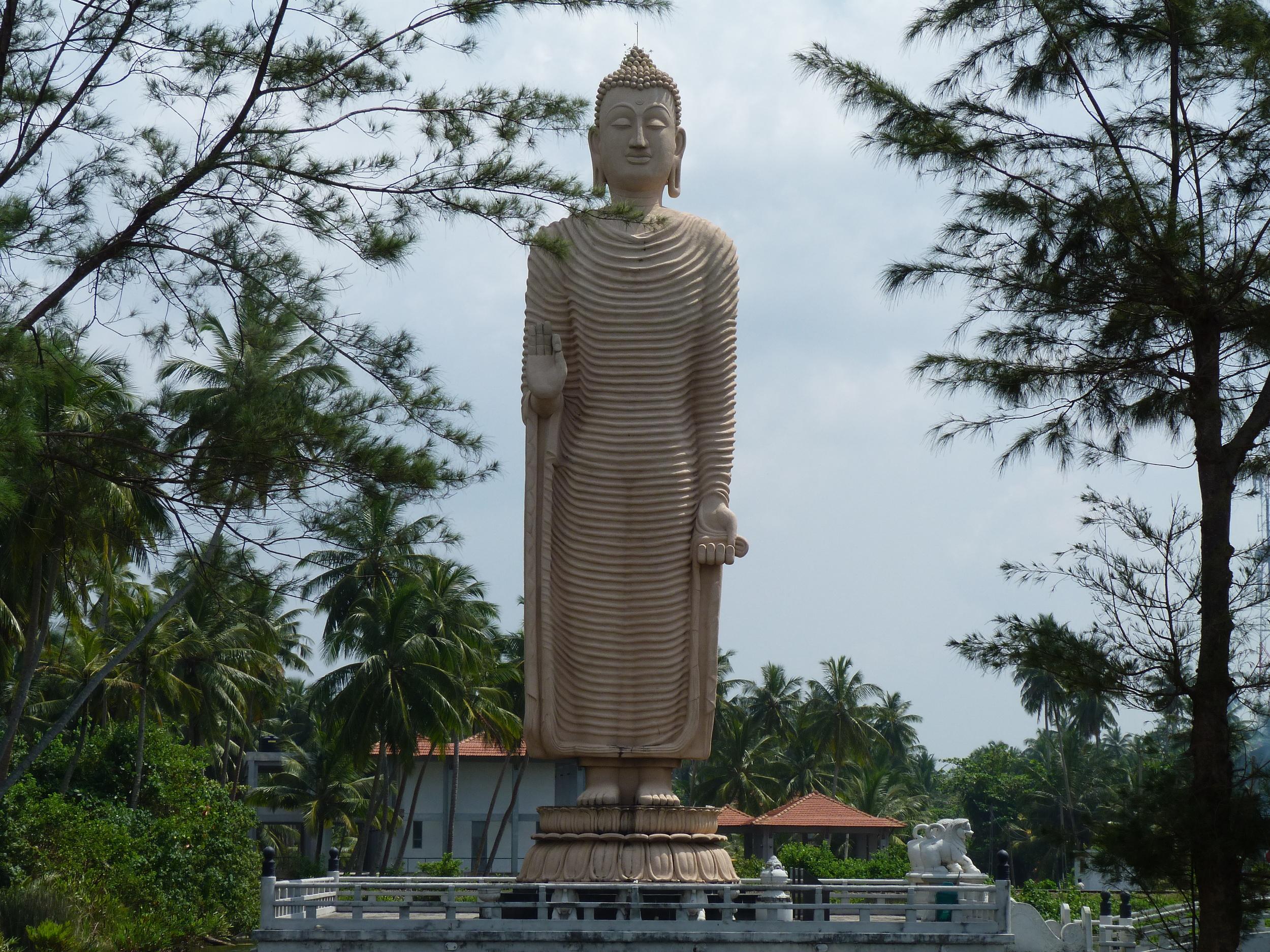 Sri Lanka, le pays aux mille Bouddhas!