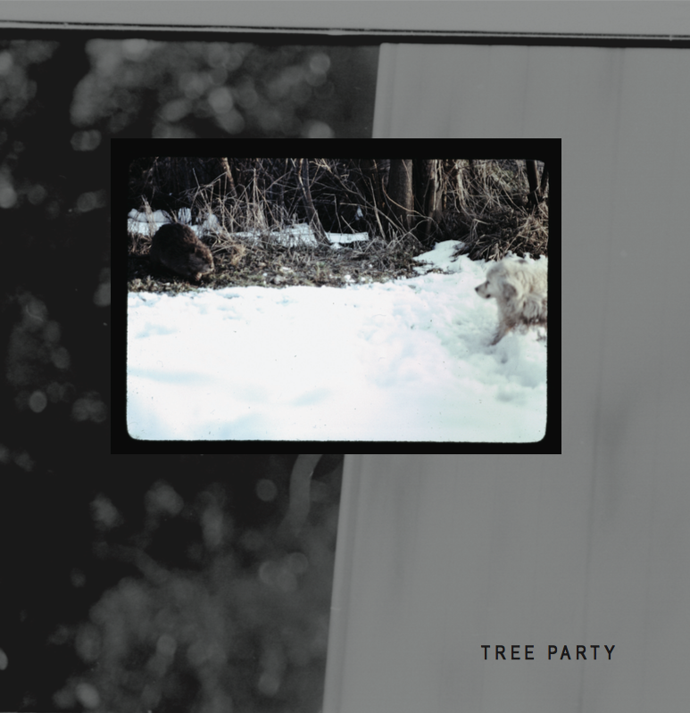 "Tree Party ""Weight Off/ Drones"" - 7 "" Vinyl Artwork"