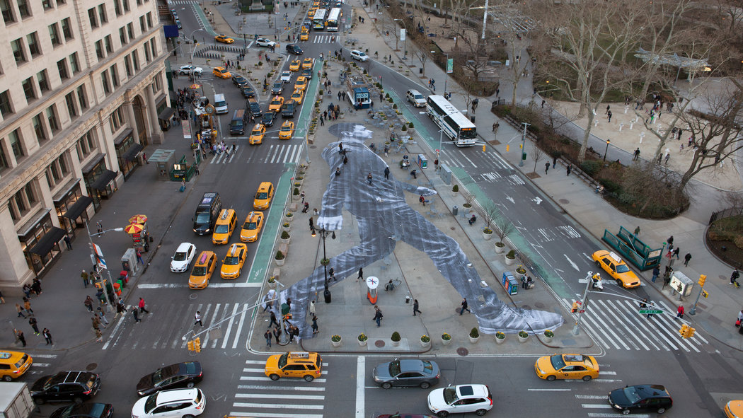 View from the Flatiron 15th Floor  Photo: NYTimes