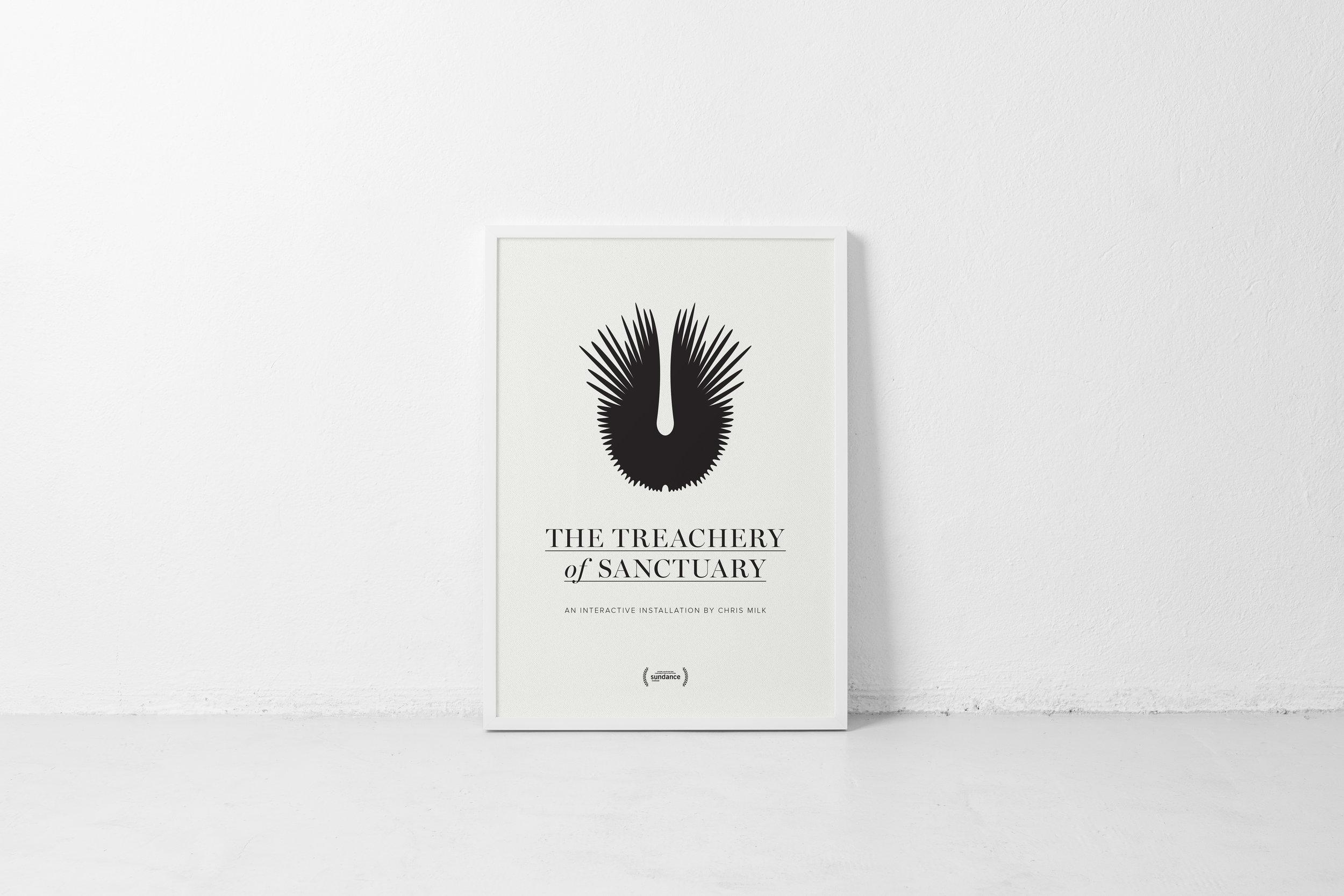 Treachery of Sanctuary at Sundance  Created with Chris Milk
