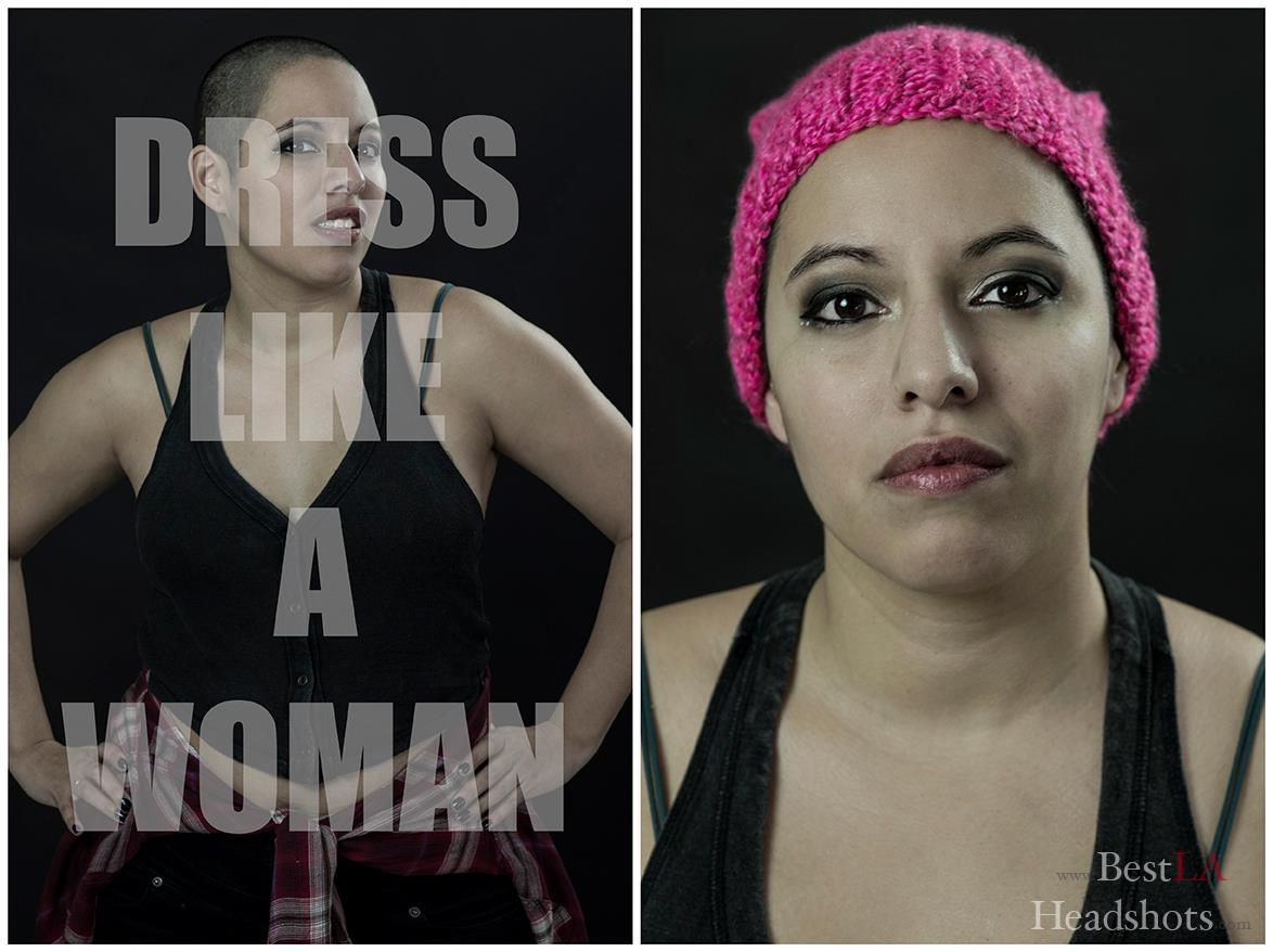 Dress Like a Woman series - Adam Emperor Southard Photography