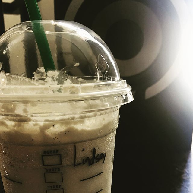 Summer has begun! #frappuccino #summerinlosangeles #yum
