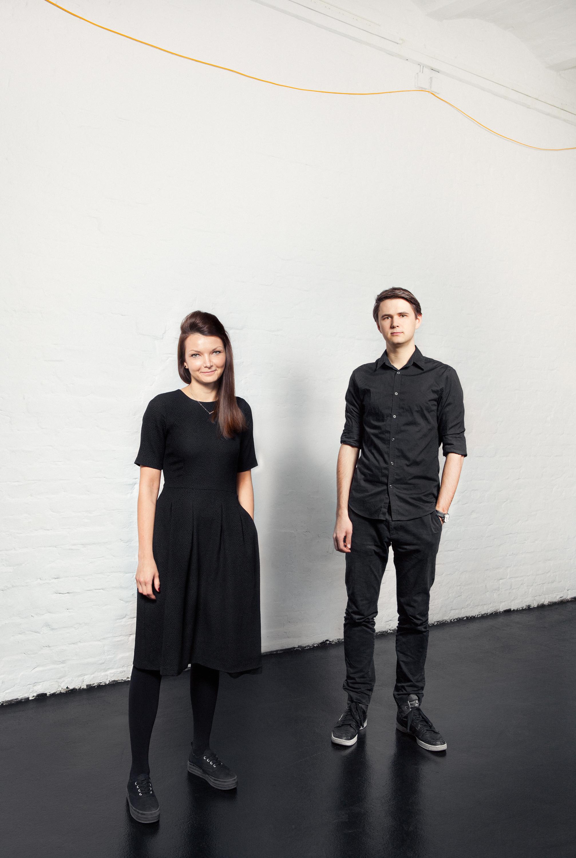 Nils and Jasmina