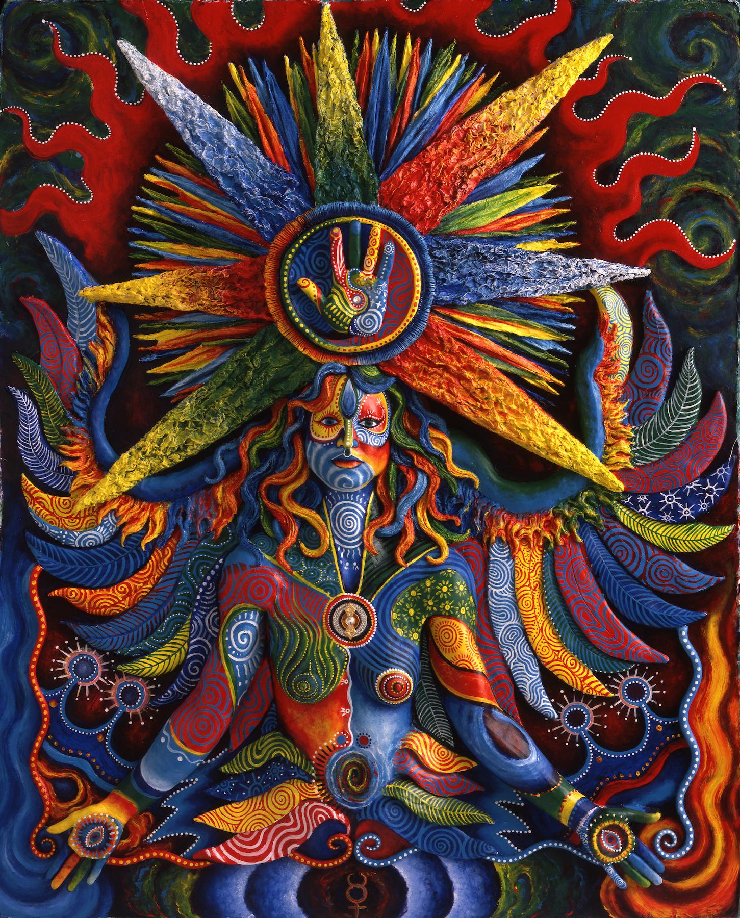 Mercury: Mystic Doodling