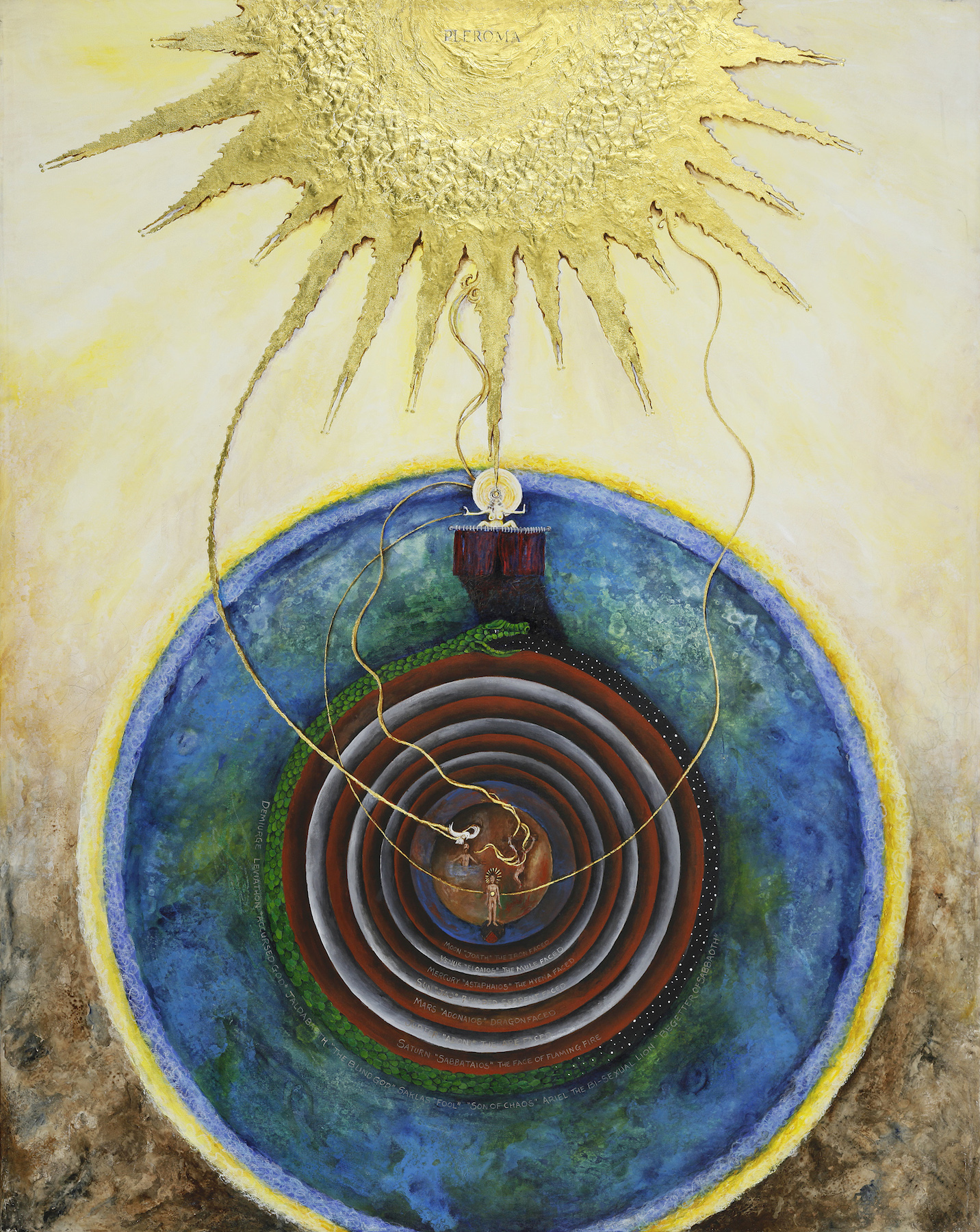 Conception of the Demi-urge -A study of the mysteries of the ancient religion of Gnosticism.